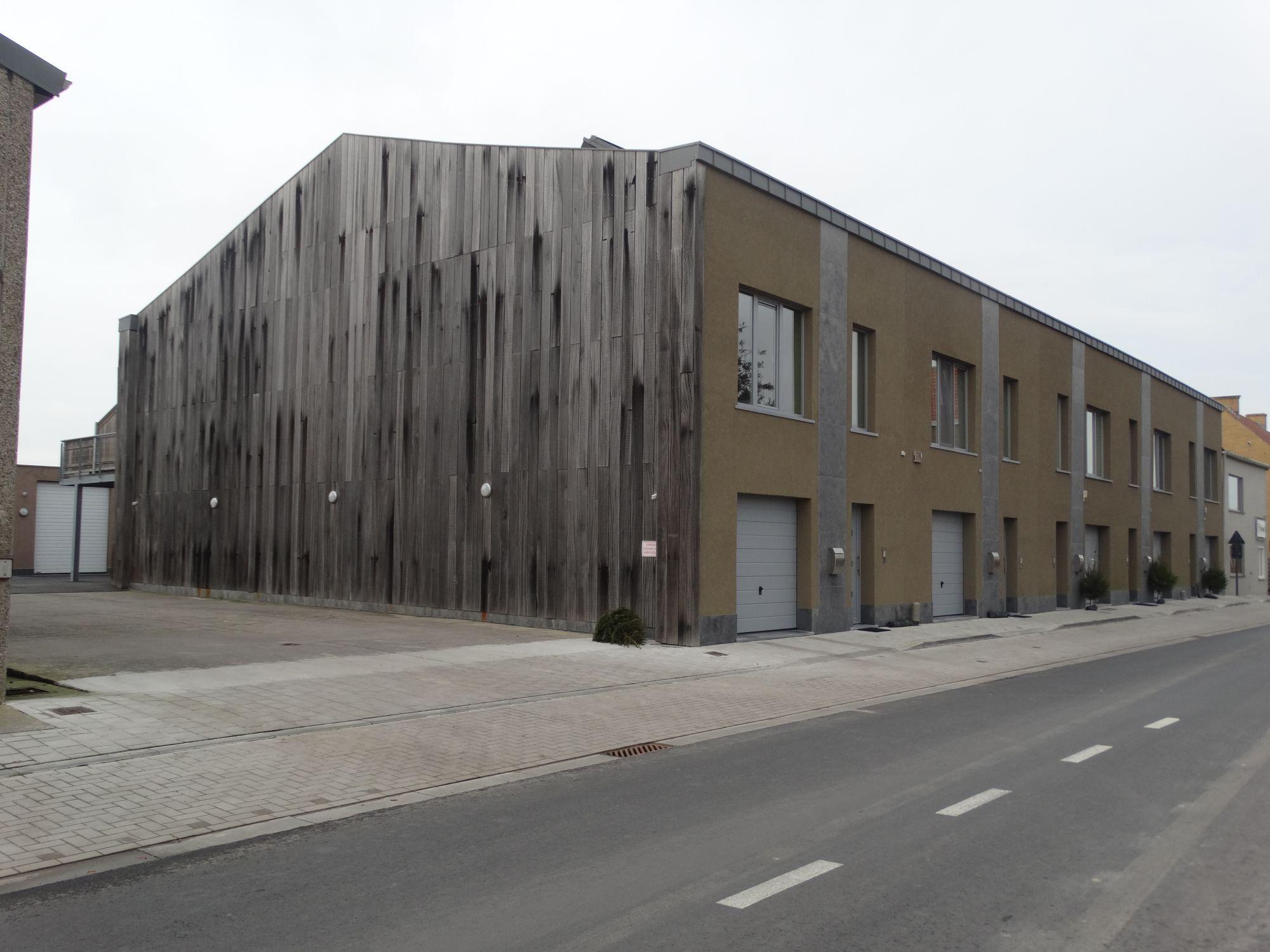 Residentie Vlashuis te Izenberge